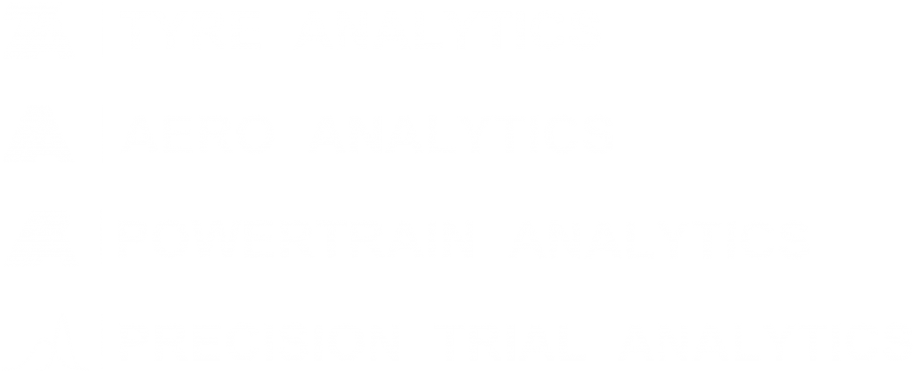 Tyre Analytics | Aero Analytics| Powertrain Analytics | Precision Trial Analytics